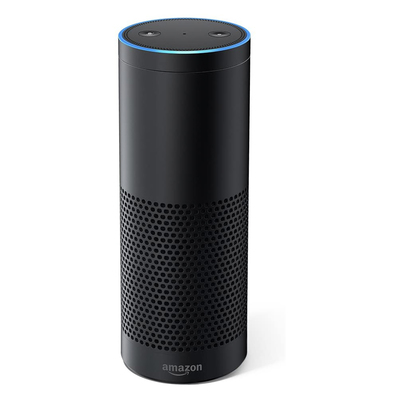 Amazon Echo 1st-generation home music speaker with Alexa