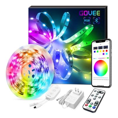 Govee 16.4-foot LED Strip Lights Backlighting
