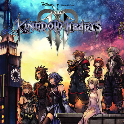 Kingdom Hearts III for Xbox One is half off right now