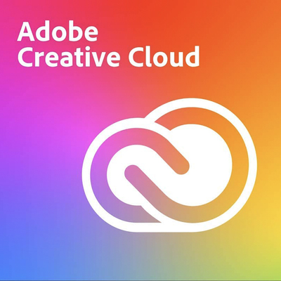 Adobe Creative Cloud for Individuals All Apps plan