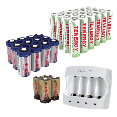 This one-day sale on rechargeable batteries will keep your devices powered up for the long haul
