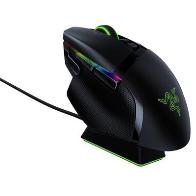 Razer Basilisk Ultimate wireless optical gaming mouse with charging dock