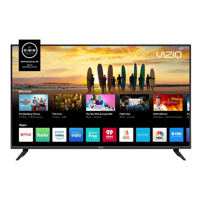VIZIO 50-inch 4K UHD HDR Smart TV (V505-G9) + $100 Dell gift card