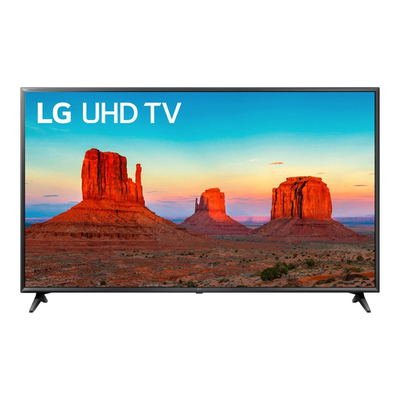 LG 55-inch 4K Smart TV (UK6090PUA)