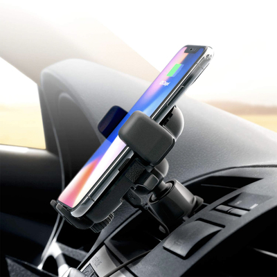 Take $15 off the iOttie Easy One Touch wireless charging vent mount in this Prime Day Lightning deal