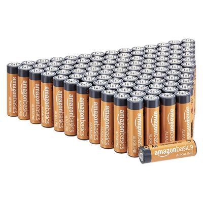AmazonBasics AAA Batteries (100-pack)