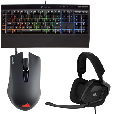 Corsair Pro wired gaming bundle