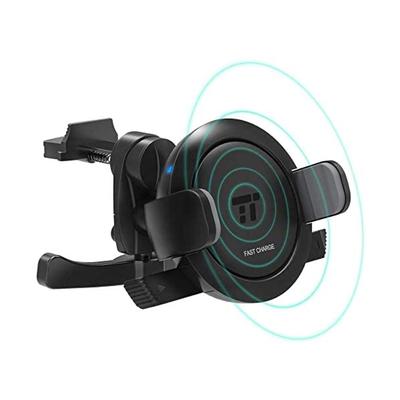 TaoTronics Wireless Charging Car Vent Phone Holder