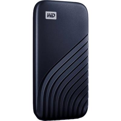 WD My Passport 1TB external USB-C portable SSD