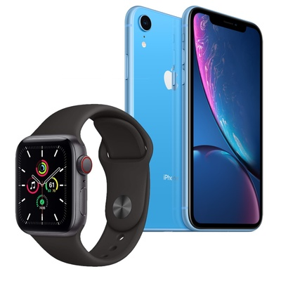 Refurbished iPhone and Apple Watch models