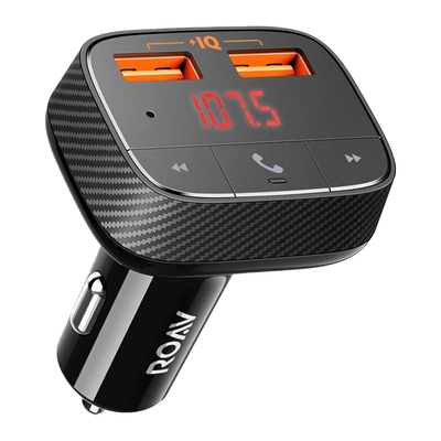 Anker Roav SmartCharge F0 Bluetooth FM transmitter and Car Charger