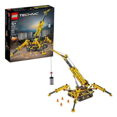LEGO Technic Compact Crawler Crane Building Kit