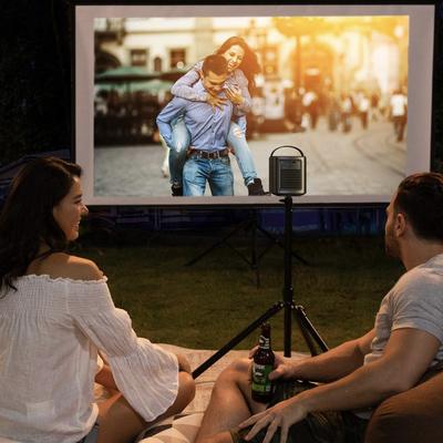 Anker Nebula Mars II Pro 500 ANSI Lumen 720p portable projector