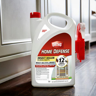 Keep your home protected with a gallon of Ortho Home Defense Insect Killer for only $5