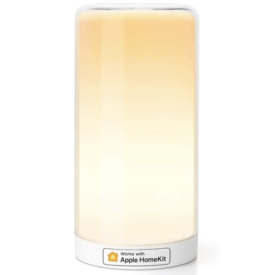 Meross dimmable multi-color Wi-Fi smart table lamp
