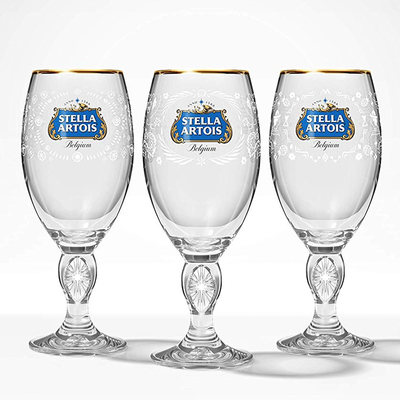 Stella Artois Better World 2019 Limited Edition Chalice Gift Set with Donation