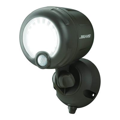 Mr. Beams Wireless Outdoor Motion-Sensing LED Spotlight