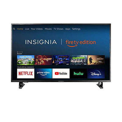 Insignia 43-inch 4K UHD Smart Fire Edition TV