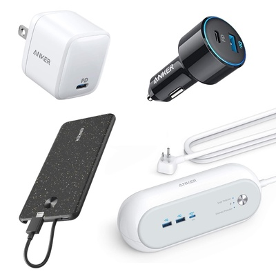 Anker Charging Accessories Sale