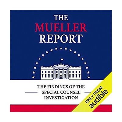 Here's how to download an audiobook of The Mueller Report for free