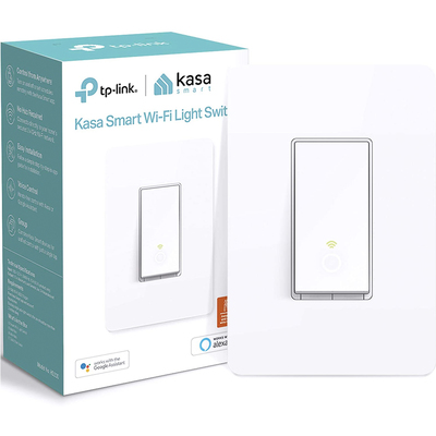 TP-Link HS200 single pole Kasa Smart Light Switch