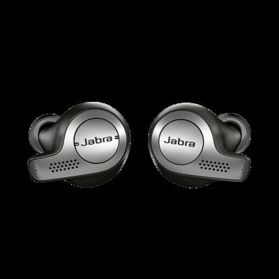 Jabra Elite 65t True Wireless Bluetooth Earbuds with Charging Case