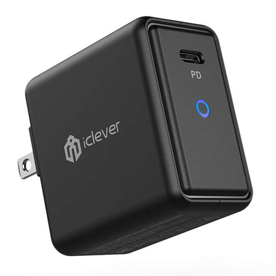 iClever 61W Power Delivery 3.0 USB-C Wall Charger