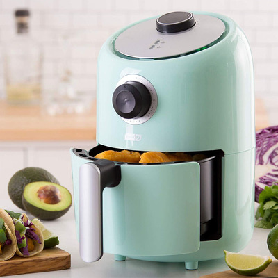 Make your pleasures less guilty with $20 off this Dash Compact Digital Air Fryer