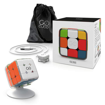 GoCube: The Connected Smart Rubik's Puzzle Cube