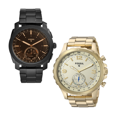 Fossil Q Hybrid Smartwatches sale
