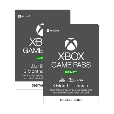 3 Months Xbox Game Pass Ultimate + 3 Months Free