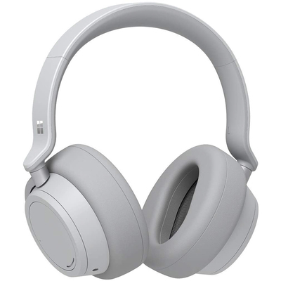 Microsoft Surface adjustable active noise-cancelling Bluetooth headphones