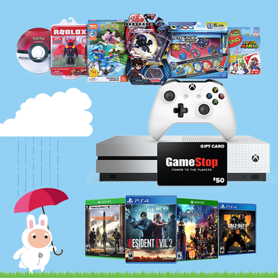 GameStop's Spring Sale offers big discounts on best-selling games, console bundles, and more