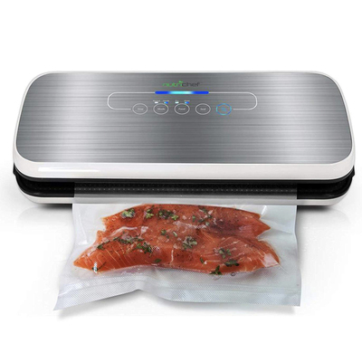 Preserve your food for longer with NutriChef's compact vacuum sealer down to $50