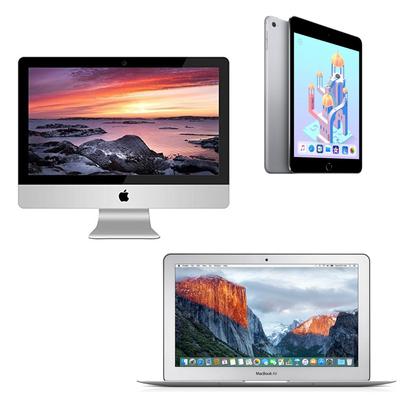 Apple iMac, MacBook, and iPad Refurbished Sale