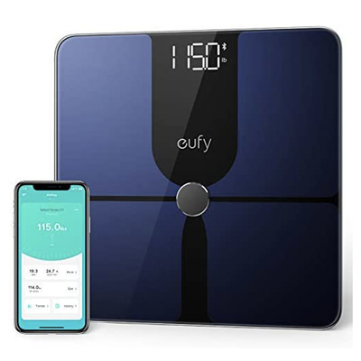 Eufy P1 Bluetooth smart bathroom scale black