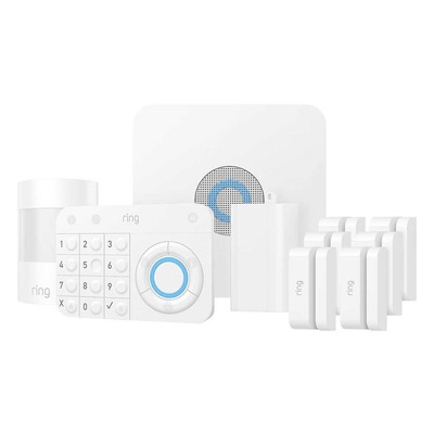 Ring Alarm 10-piece wireless security system
