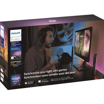 Philips Hue Play starter kit with gift card