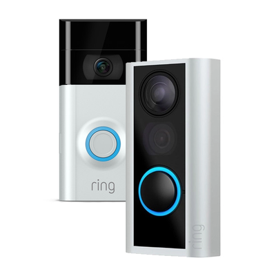 Ring Video Doorbell 2 or Ring Peephole Cam