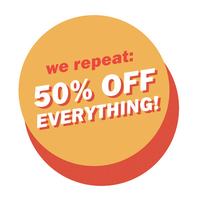 Shop the biggest sale ever at Old Navy and get 50% off plus free shipping on all orders
