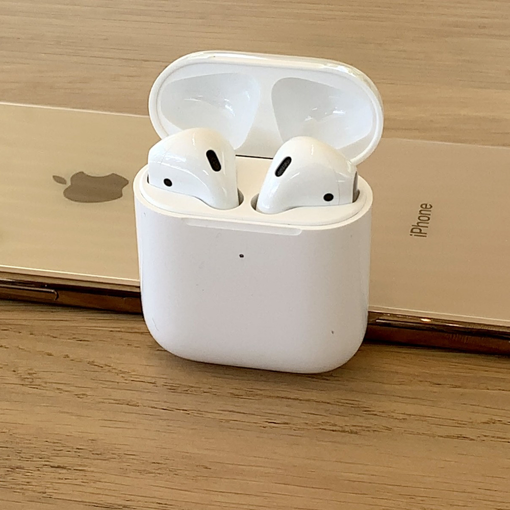 Treat your ears to Apple's AirPods 2 with Wireless Charging Case at $19 off