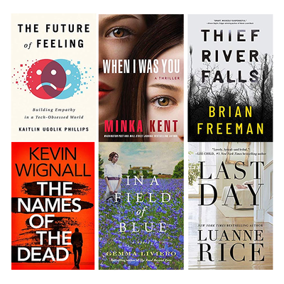 Amazon First Reads for January 2020