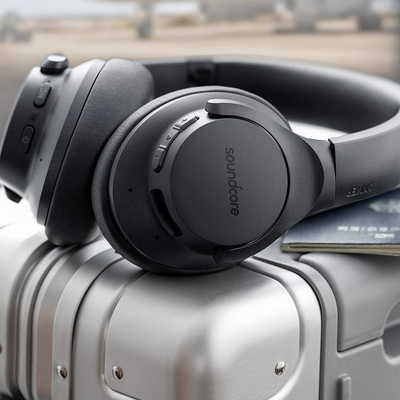 Anker Soundcore Life Q20 Bluetooth over-ear noise-cancelling headphones