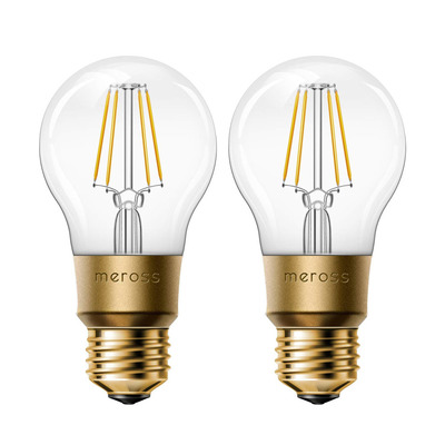 Meross Smart Edison LED Bulb 2-Pack