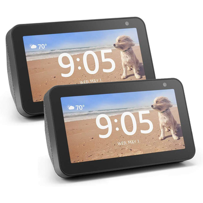 Amazon Echo Show 5 2-pack