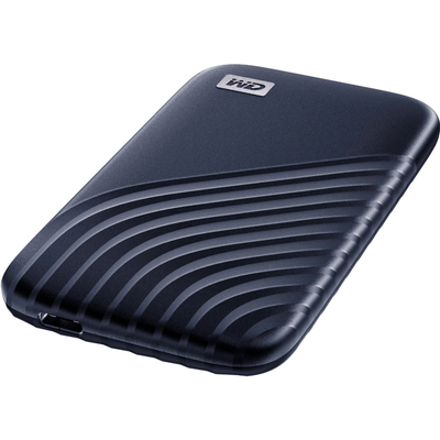 WD My Passport 1TB external USB-C portable solid state drive