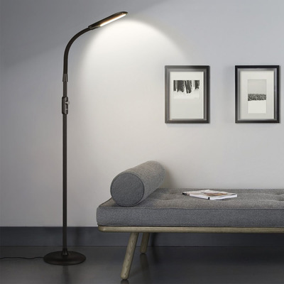 Add this Aukey LED Floor Lamp to your home at $27 off