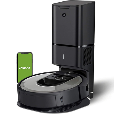 iRobot Roomba i6+ 6550 self-emptying self-charging robot vacuum cleaner