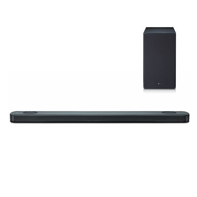 LG 5.1.2-Channel High-Res Sound Bar with Wireless Subwoofer (SK9Y)