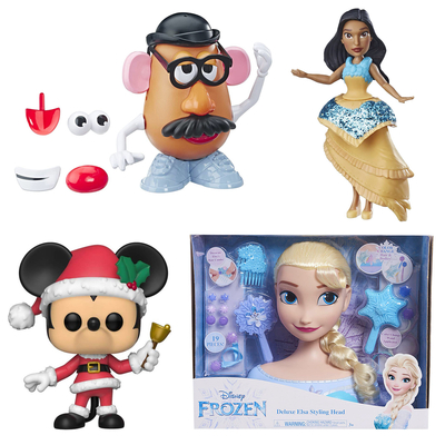 Disney Toys, Apparel, and more